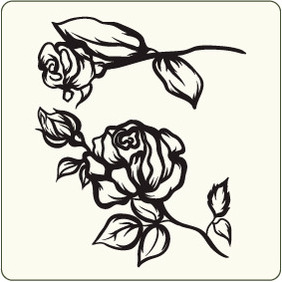 Roses 3 - Kostenloses vector #204585