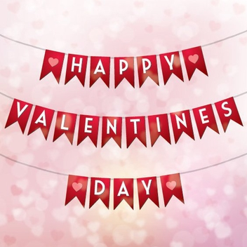 Valentine's Day Celebration - vector gratuit #205875