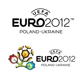 Euro 2012 Vector Logotypes And Logos - vector #207975 gratis