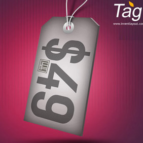Price Tag - vector #208075 gratis