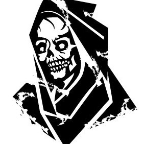 Death Vector Image VP - vector gratuit #208755