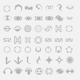 Vector Logo Templates - Free vector #209525