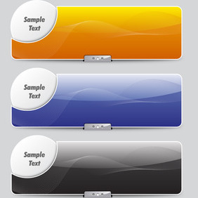Abstract Vector Slides - Free vector #210385