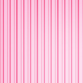 Valentine Striped Themed Vector Pattern - vector gratuit #210765