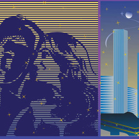 City Love - Free vector #211155