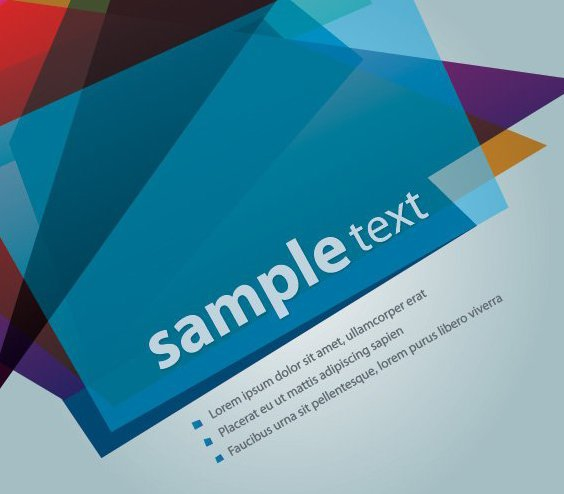 Sample Background - Free vector #211585