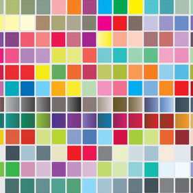 CMYK Colors - vector gratuit #211965