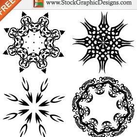 Free Vector Graphics Design Elements - Kostenloses vector #212235