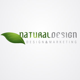 Natural Design - vector gratuit #212405
