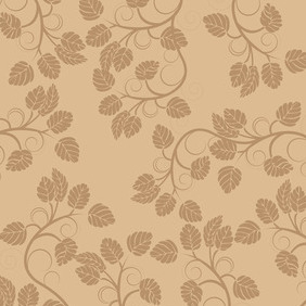 Vector Petals - Floral Background - бесплатный vector #212745