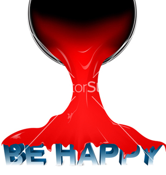 Free be happy vector - Kostenloses vector #214305