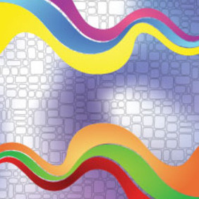 Break Abstract Line Free Background - Free vector #214505