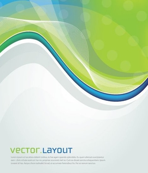 Vector Layout 2 - vector gratuit #215515