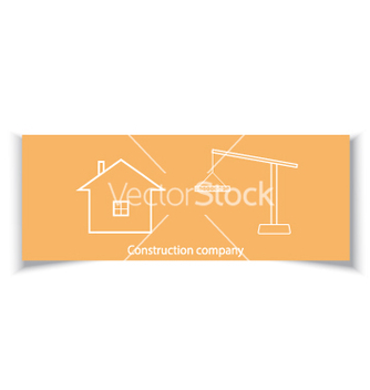 Free business card for construction company vector - Free vector #216055