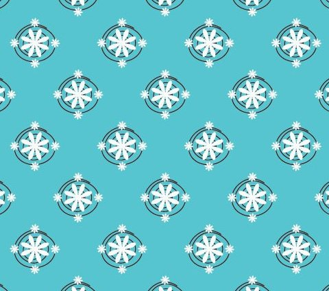 Seamless Wallpaper - Free vector #216815