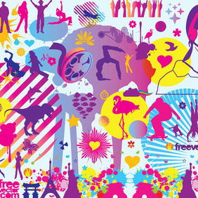 Free Vector Stock Graphics - vector #216925 gratis