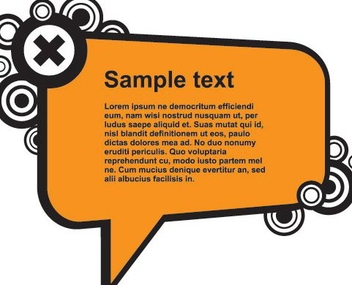 Comment Box - vector #217015 gratis