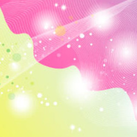 Abstract Light Vector Background - Free vector #217635