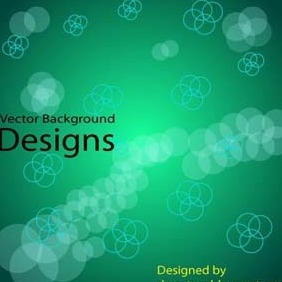 Vector Circle Background Designs - Kostenloses vector #217915