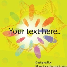 Beautiful Colourful Background Designs - vector gratuit #218155