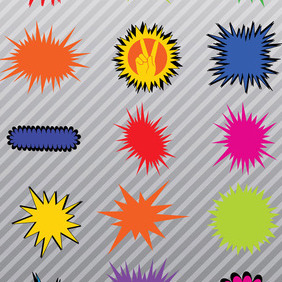 Promotion Graphics - Free vector #218495