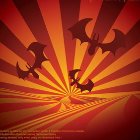 Halloween Background - vector #218525 gratis