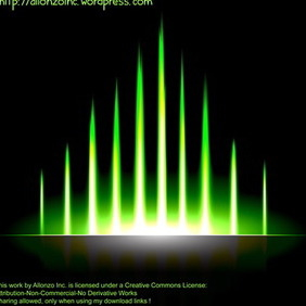 Abstract Hi Tech Background 3 - vector #218575 gratis