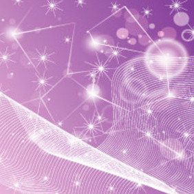 Purple Abstract Background - Free vector #218825