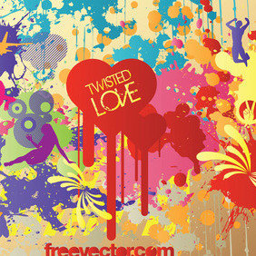 Free Grunge Vector - Free vector #218865