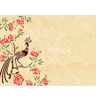 Free abstract floral background vector - Free vector #218885