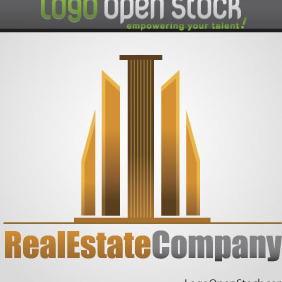 Real Estate 1 - vector #219065 gratis