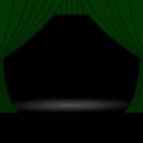 Stage Curtain - Free vector #219145