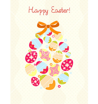 Free easter background vector - vector gratuit #219185