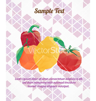 Free with abstract background vector - Free vector #219475