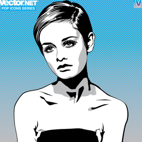 Twiggy - Free vector #220075