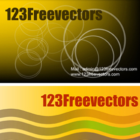 Free Vector Visiting Card - Free vector #221385