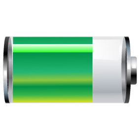 Mobile Phone Battery Tool - vector gratuit #221805