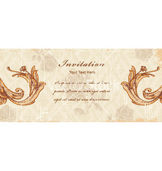 Free vintage background vector - vector gratuit #222195