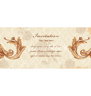 Free vintage background vector - Free vector #222195
