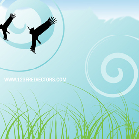 Nature Background - Free vector #222305