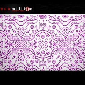 REDmillion Dotted Pattern - Free vector #222595