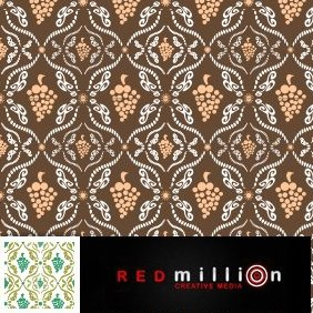 REDmillion Pattern ONE - Free vector #222805