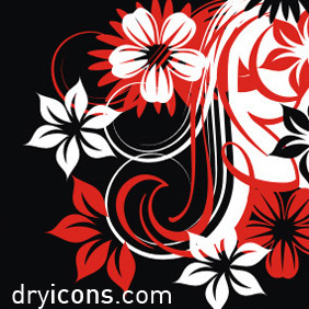 Stylish Decoration - vector gratuit #222835