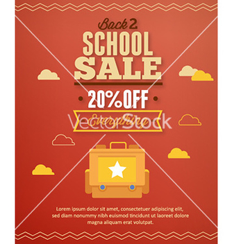 Free back to school vector - vector gratuit #223235