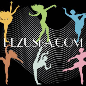 Dance Silhouettes - Kostenloses vector #223425