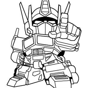 Commander Deformed - Free vector #224115