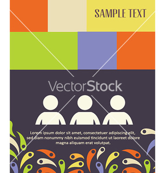 Free with people icon vector - vector #224595 gratis