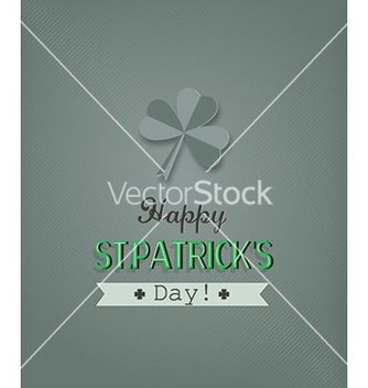 Free st patricks day vector - бесплатный vector #224725