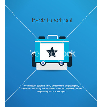 Free back to school vector - бесплатный vector #225855