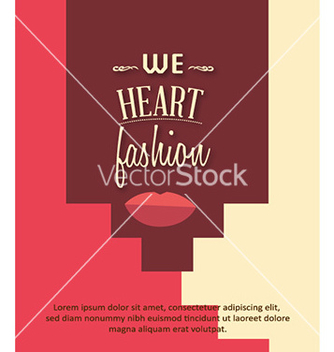 Free fashion elements vector - Free vector #225965